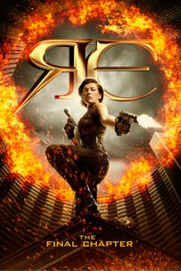 Resident Evil: The Final Chapter as Dr. Ashford
