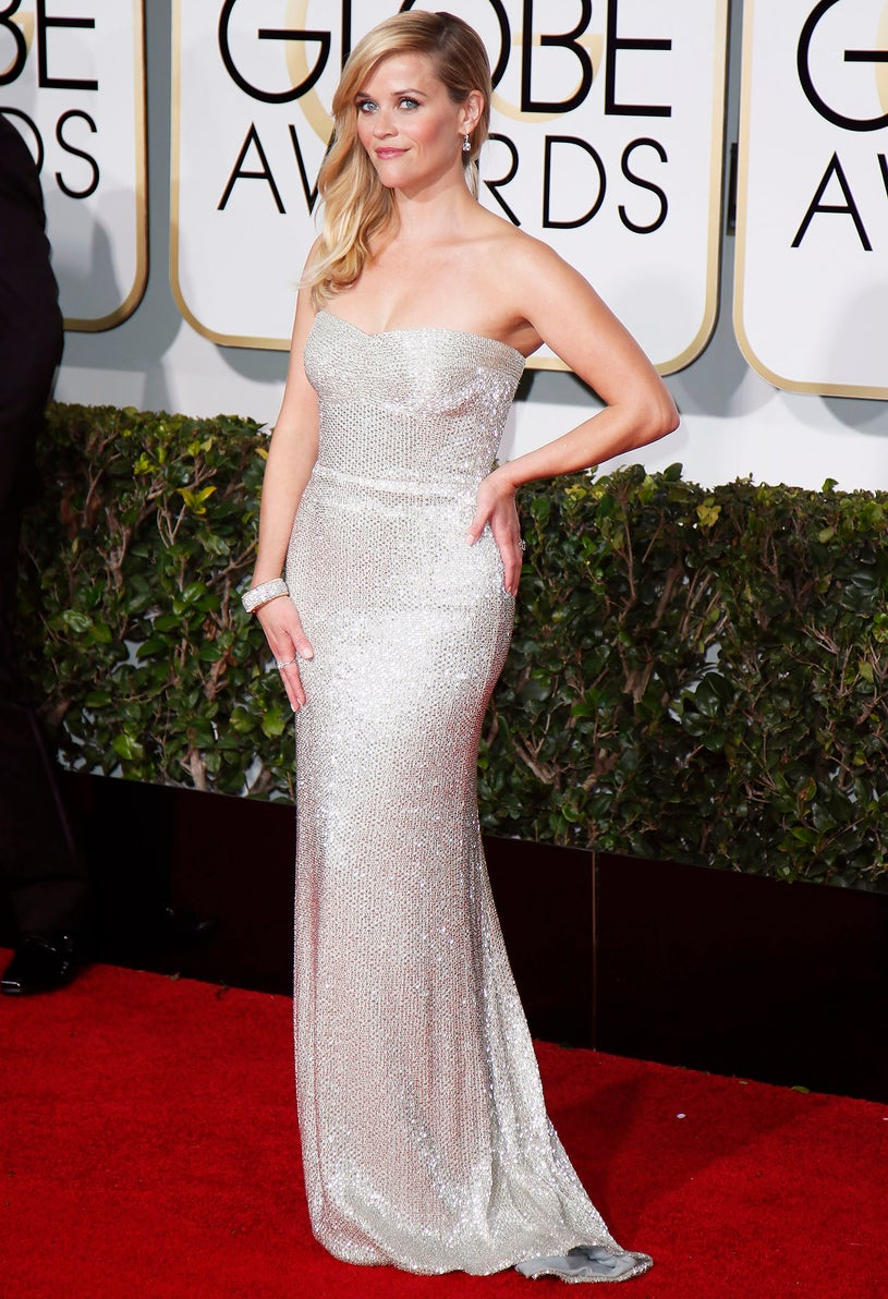 Reese Witherspoon - 72nd Golden Globe Awards in Beverly Hills, California, January 11, 2015