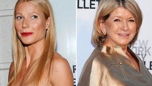 Martha Stewart Epically Trolls Gwyneth Paltrow
