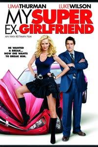 My Super Ex-Girlfriend as Shapely Bartender