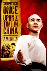 Once Upon a Time in China and America as Wong Fei Hung
