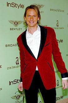 Carson Kressley - Elton John AIDS Foundation Oscar Party, Feb. 2004