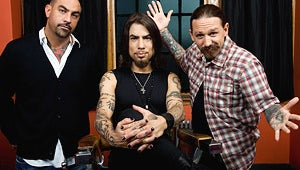 Exclusive: Rocker Dave Navarro to Host Spike TV's InkMaster