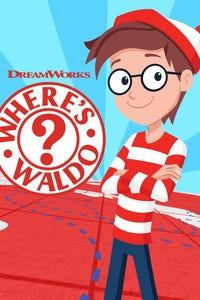 Where's Waldo as Wizard Whitebeard