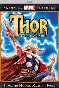 Thor: Tales of Asgard as Additional Voice