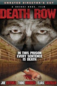 Death Row as Mark Violet