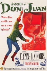 Adventures of Don Juan as Count De Polan