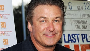 """Alec Baldwin """"Very, Very Interested"""" in Running for Office"""