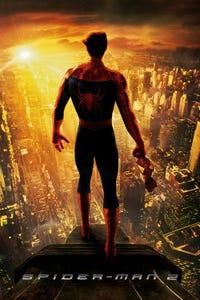 Spider-Man 2 as Train Passenger