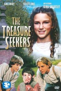 The Treasure Seekers as Henry Carlisle