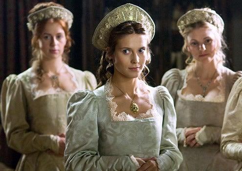 The Tudors - Season 3 - Episode 1 - Charlotte Salt as Lady Ursula Misseldon