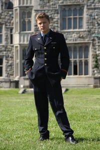 Christopher Egan as David Shepard