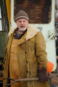 Michael Ironside as Klaus Meisner
