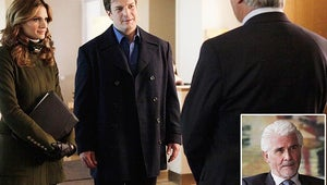 Keck's Exclusives: 2014 Castle Preview With Brolin, Baby and Beckett as a Bride?