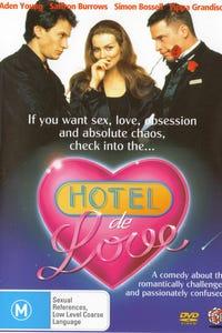 Hotel de Love as Melissa
