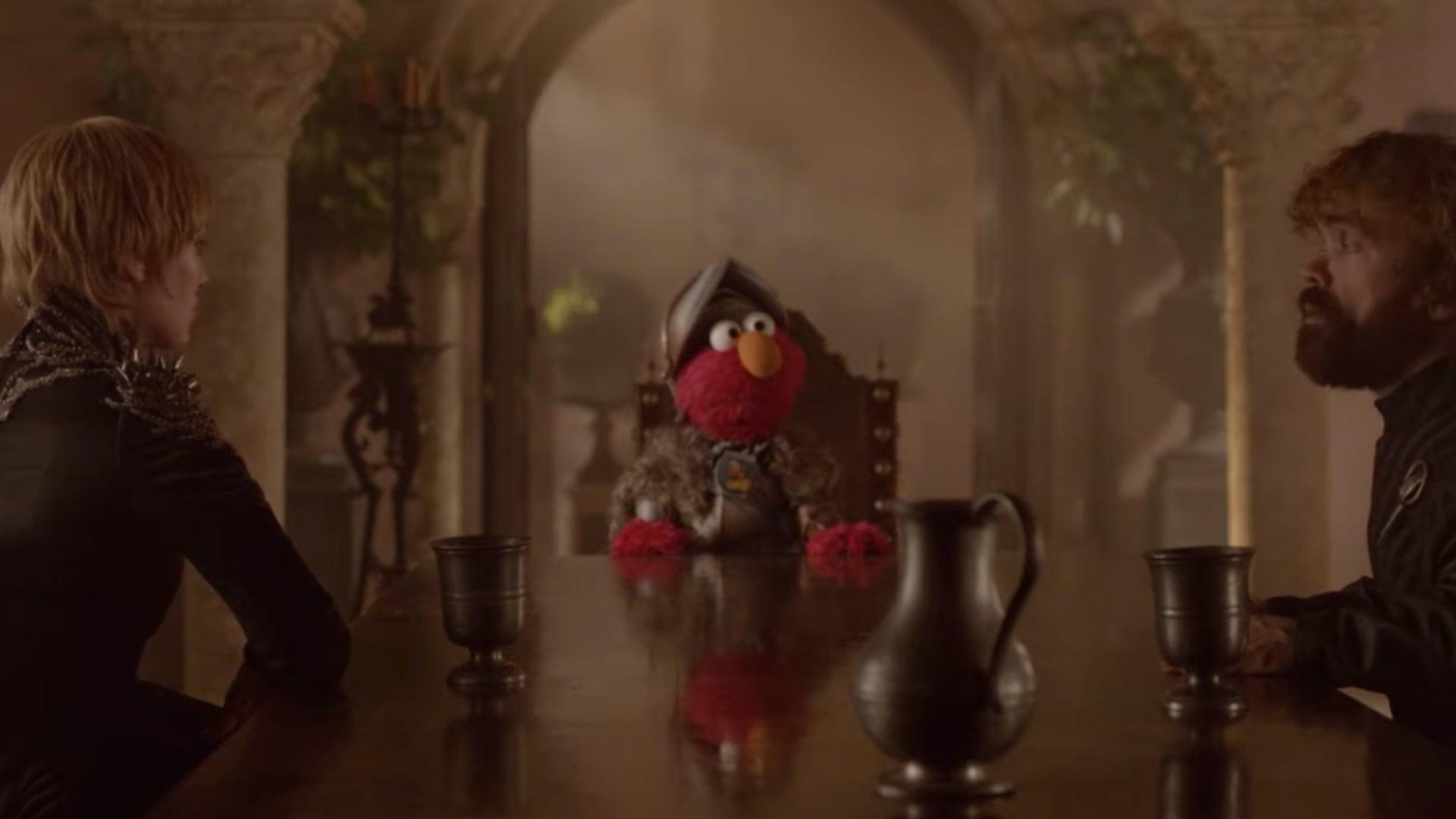 Elmo, Game of Thrones