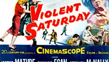 Set a Date for Violent Saturday!