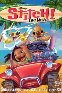 Stitch! The Movie as Nani