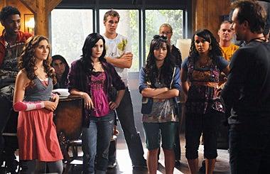 Camp Rock 2: The Final Jam - Jordan Francis, Alyson Stoner, Demi Lovato, Anna Maria Perez de Tagle, Jasmine Richards