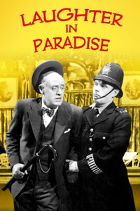 Laughter in Paradise as Herbert Russell