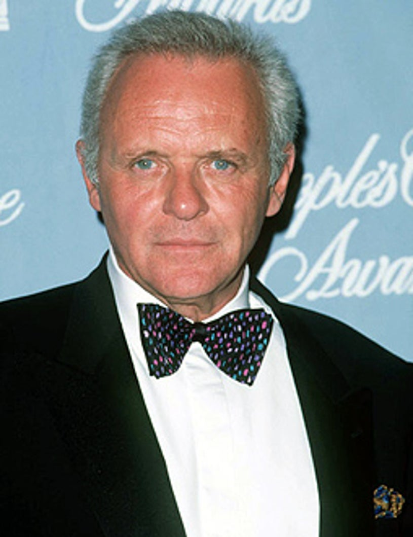 Anthony Hopkins - 22nd Annual People's Choice Awards, March 10, 1996