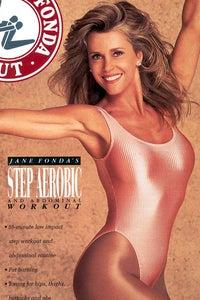 Jane Fonda: Step Aerobic & Abdominal Workout as Instructor