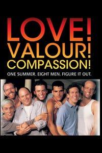 Love! Valour! Compassion! as Arthur Pape