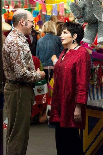 Arrested Development - Season 4 - David Cross and Liza Minnelli