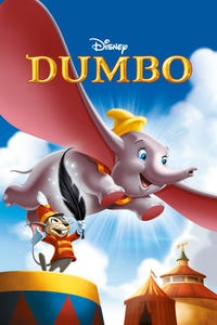 Dumbo as Timothy Q. Mouse/
