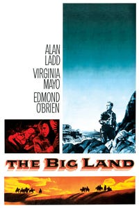 The Big Land as Tom Draper, RR Man