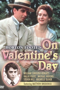 On Valentine's Day as George Tyler