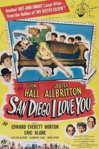 San Diego, I Love You as Percy Caldwell