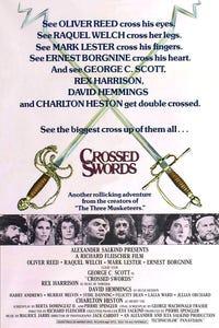 Crossed Swords as Ruffler