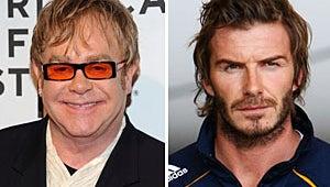 Elton John, David Beckham Among Royal Wedding Guests