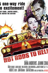 Hot Rods to Hell as Peg Phillips