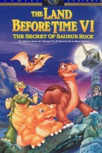 Land Before Time VI: Secret of Saurus Rock as Littlefoot
