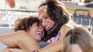 The L Word Sequel Is Officially Happening at Showtime -- with Sarah Shahi!