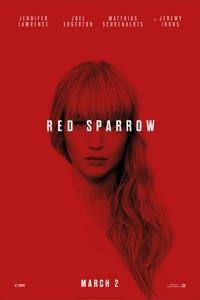 Red Sparrow as Dominika Egorova