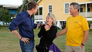 Amazing Race's Gary and Mallory: Our Cabbie Lost Us $1 Million