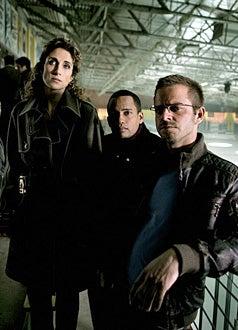 """CSI: NY - """"Silent Night"""" - Melina Kanakaredes, Hill Harper, Carmine Giovinazzo"""