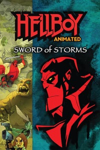Hellboy: Sword of Storms as Hellboy