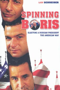 Spinning Boris as Joe Shumate