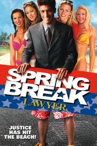Spring Break Lawyer as Hotel Representative
