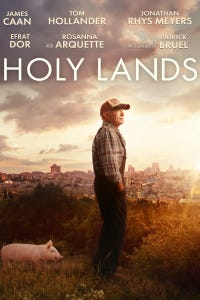 Holy Lands as Monica