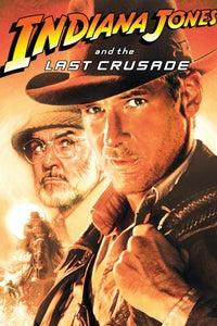 Indiana Jones and the Last Crusade as Sallah