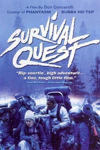 Survival Quest as Cheryl
