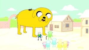 Adventure Time, Season 1 Episode 26 image