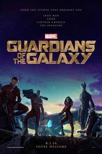Guardians of the Galaxy as Kraglin/On Set Rocket