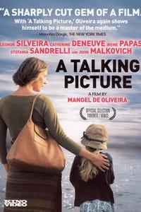 Um Filme Falado as Delfina