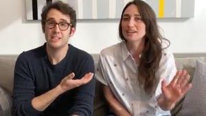 Sara Bareilles and Josh Groban Will Host the 2018 Tonys